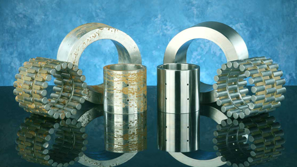 Backing Bearings (Z-Mill) for Highly Precise Rolled Products